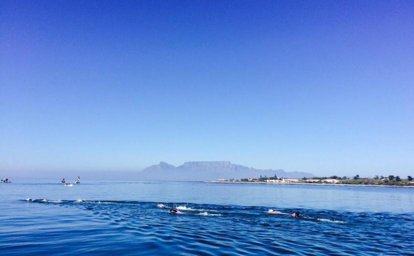 7.5km Robben Island crossing
