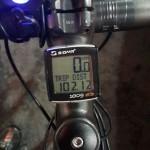 First 100km