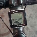 Nearing 300km